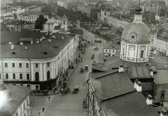 Москва 1925-1930 годов