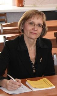 Л.В. Шмелькова, начальник отдела Департамента государственной политики в сфере подготовки рабочих кадров и ДПО Минобрнауки России